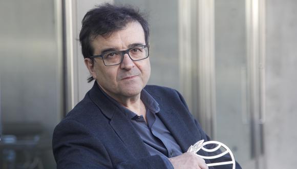 El escritor español Javier Cercas, autor, entre otros libros, de Soldados de Salamina. (Crédito de foto: Arduino Vannucchi).