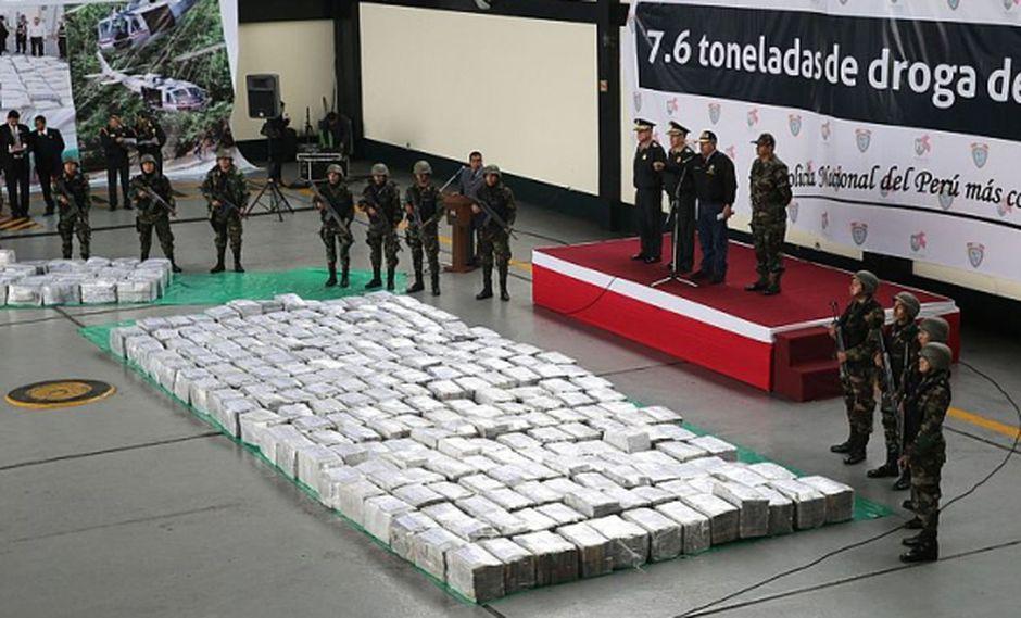 Droga fue presentada por el ministro Urresti el pasado 01 de setiembre. (Andina)