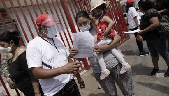 Sepa aquí todos los detalles sobre el cobro del Bono Yanapay Perú de S/ 350. (Foto: Anthony Niño de Guzman / GEC)