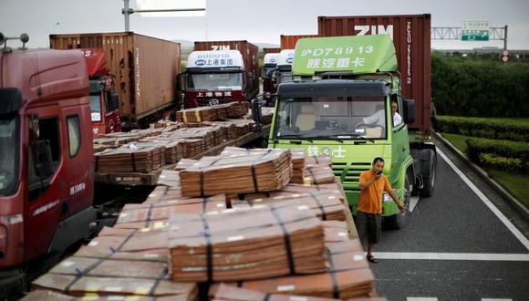 El precio del cobre ha subido este año tras marcar mínimos en marzo de US$ 2.09 por libra. (Foto: Reuters)
