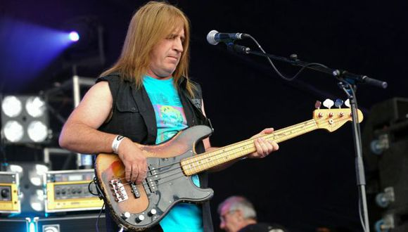Bolder visitó el Perú en 2006 con la banda Uriah Heep. (Internet)