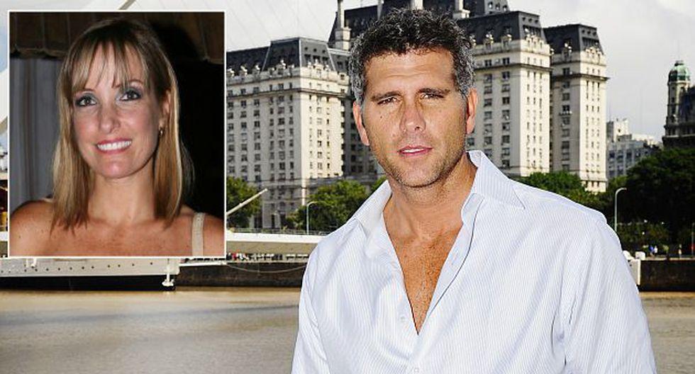 Christian Meier ganó juicio a Marisol Aguirre. (USI)