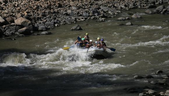 Turista inglesa muere ahogada cuando practicaba canotaje. (USI/Referencial)