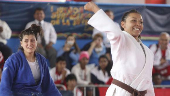 Valentina Paire demostró que el Judo peruano está en un buen nivel. (Andina)