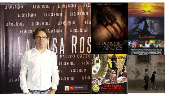 Palito Ortega es considerado un director clave en la producción de cine hecho fuera de Lima (USI).