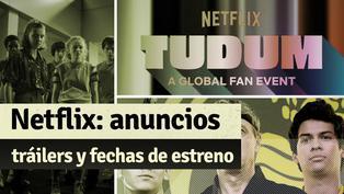 Netflix Tudum: lo mejor del evento de la compañía de streaming