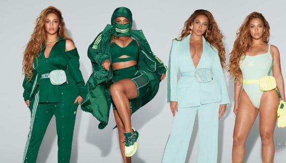La colección incluye varios estilos con tallas inclusivas y prendas de vestir, calzado y accesorios unisex. (adidas Originals)