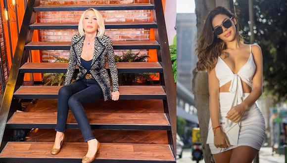 Laura Bozzo no soportó las críticas machistas contra Stephanie Valenzuela y salió al frente a defenderla. (Instagram)