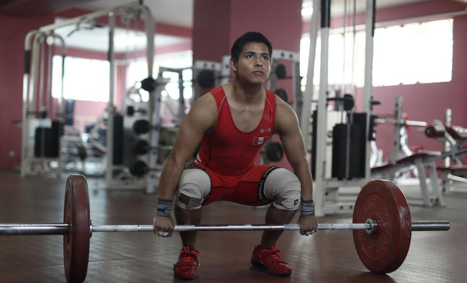 Conversamos con Luis Bardález, deportista olímpico. (César Campos).