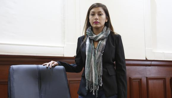 Juzgado Penal Colegiado Permanente de la Corte Superior de Justicia de Lima Norte realiza el nuevo juicio oral contra agresor de Arlette Contreras. (Foto: GEC)