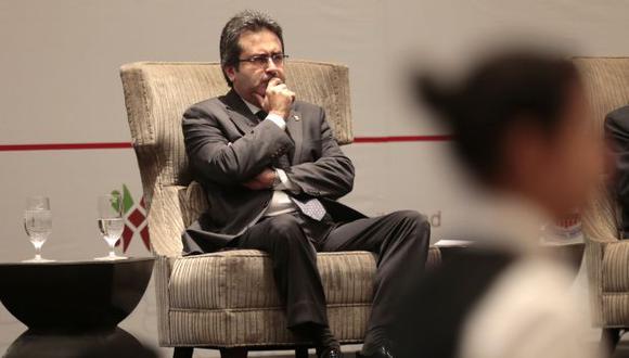 espera consenso. Jiménez iniciará las conversaciones con dirigentes del Partido Popular Cristiano. (César Fajardo)