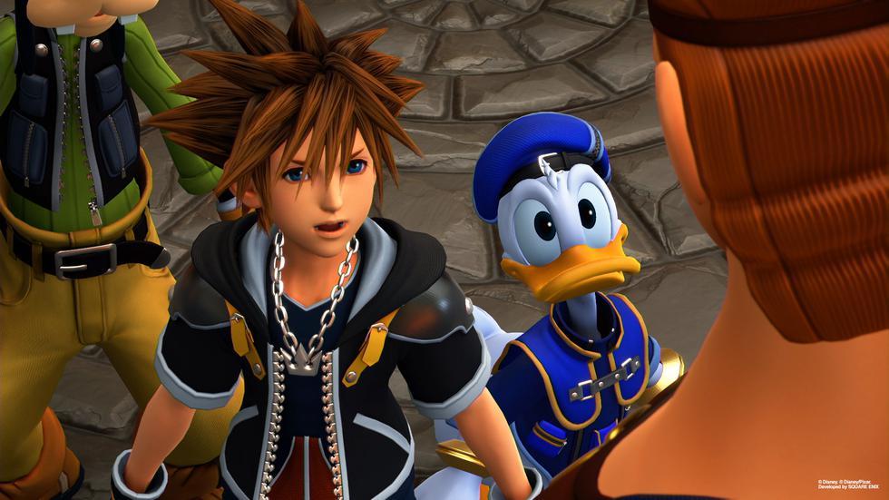 Kingdom Hearts III llegará el próximo 29 de enero del 2019 a PS4 y Xbox One.