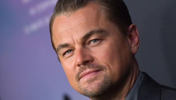 Leonardo DiCaprio es un ecologista comprometió con los desafíos globales y desde la década del 90 siempre luchó por cuidar el planeta (Foto: AFP)