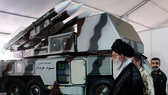 ¿En qué consiste el acuerdo nuclear de Irán que viene provocando tensiones con Estados Unidos? (AFP)
