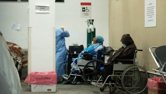 Paciente falleció mientras esperaba a ser atendido en hospital Guillermo Almenara. (Foto: Renzo Salazar/GEC)