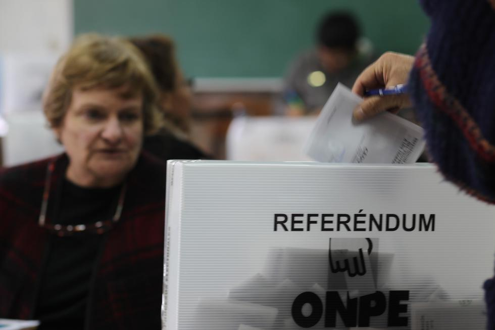 Tres de las cuatro propuestas de reforma cuentan con el respaldo de la mayoría de la población. (FOTO: USI)