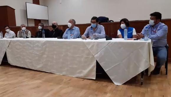 Ica: Nueva mesa de diálogo inició y es encabezada por dos ministros   VIDEO
