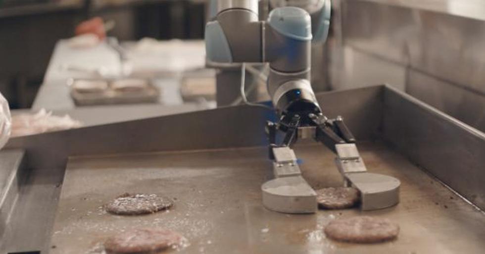 En algunas películas de ciencia ficción podemos ver que en décadas posteriores a la nuestra, los robots serán quienes atiendan las necesidades de los seres humanos. (Flippy)