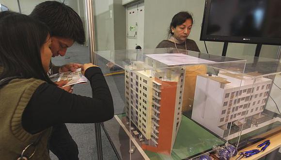 Fondo Mivivienda: Penetración de créditos hipotecarios crecerá 6%. (USI)