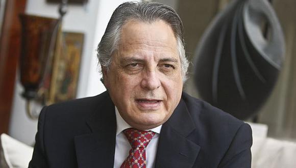Manuel Rodríguez Cuadros fue ministro de Relaciones Exteriores durante la gestión de Alejandro Toledo. (Foto: Archivo GEC)
