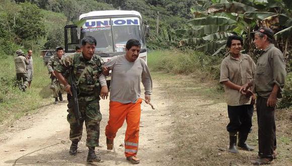 VERDAD A FLOTE. Revelación de Perú21 demostraría fracaso con que empezó la 'Operación Libertad'. (Andina)
