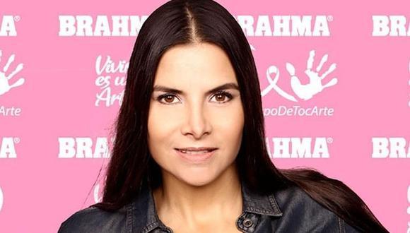 """Natalia Rodríguez, Marcela en """"Yo soy Betty, la fea"""", revela que le detectaron un tumor en el seno. (Foto: @actriznatalia)"""