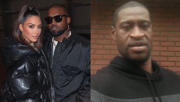 Kanye West creó fondo para pagar los estudios universitarios de la hija de George Floyd. (Foto: Instagram)