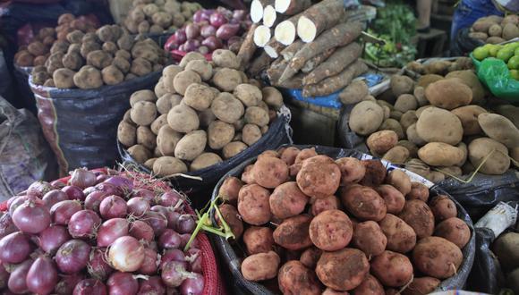 Alimentos subieron 0.28%. (Foto: GEC)