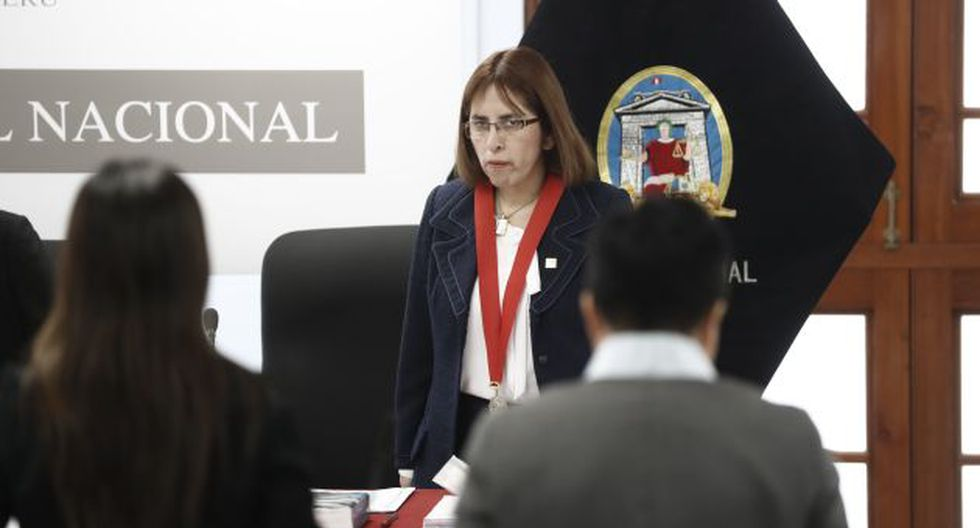 Sonia Torre Muñoz integró de la Primera Sala Penal de Apelaciones. (GEC)