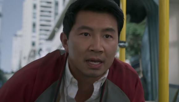 """Mira el primer póster de """"Shang-Chi y la Leyenda de los Diez Anillos"""". (Foto: Captura YouTube)."""