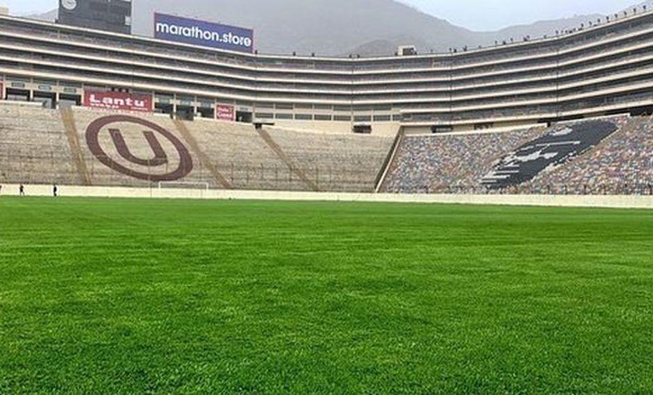 Universitario de Deportes y San Martín jugarán sin público en el Estadio Monumental. (Foto: Universitario de Deportes)