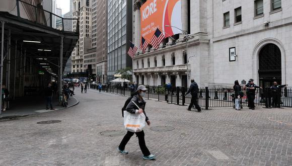 La mayoría de los analistas esperaba una tasa anual de inflación del 5.3% en septiembre. (Foto: AFP)