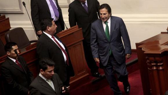 """Insiste en su inocencia. Exmandatario reiteró que las operaciones financieras fueron """"lícitas"""". (Perú21)"""