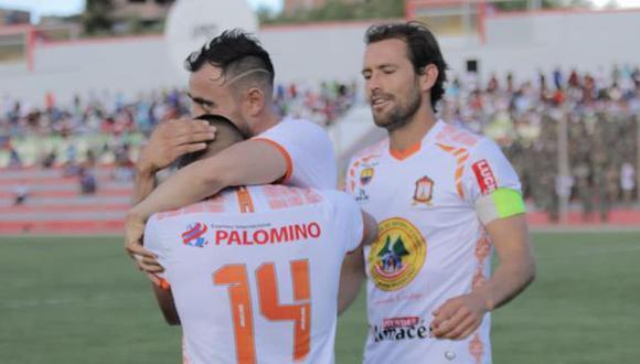 Ayacucho FC recibe a Pirata FC en la penúltima jornada del Clausura de la Liga 1. (Foto: @ayacufc)