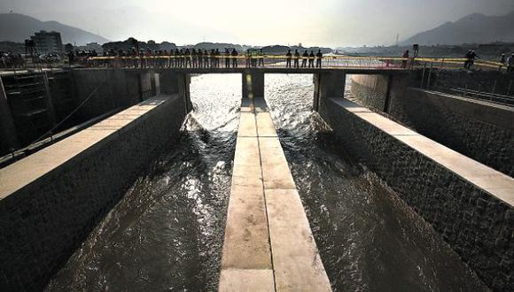 Fenómeno El Niño: Evalúan reducir la presión del líquido desde las seis de la tarde (USI)