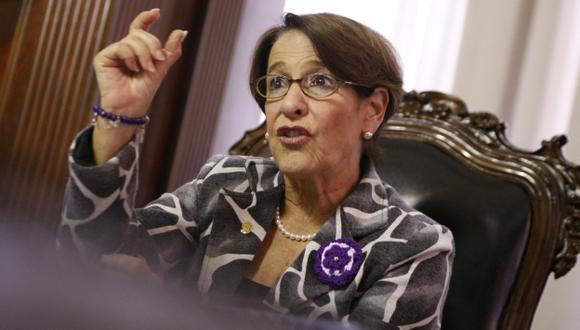 Susana Villarán (Luis Gonzales)