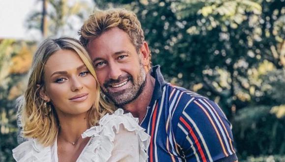 La pareja de actores tiene más de dos años de relación. (Foto: Irina Baeva / Instagram)