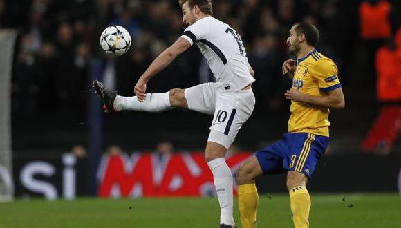 Juventus vs. Tottenham: chocan por la International Champions Cup en Singapur. (Foto: AFP)
