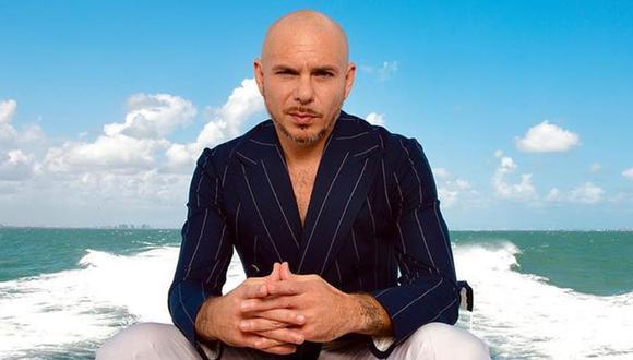 """Pitbull ofrecerá dos conciertos en una plataforma digital """"para relajarnos"""". (Foto: @pitbull)"""