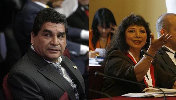 Ambos congresistas podrían retomar sus funciones tras cumplir suspensión. (USI)