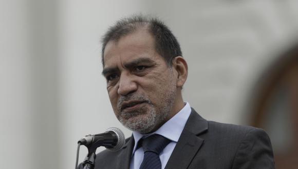 Luis Barranzuela ejerció como abogado de Vladimir Cerrón y Perú Libre en la investigación por lavado de activos. (Foto: Archivo GEC)