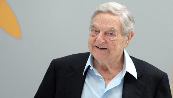 ¡Finánciame, Soros! (AFP)