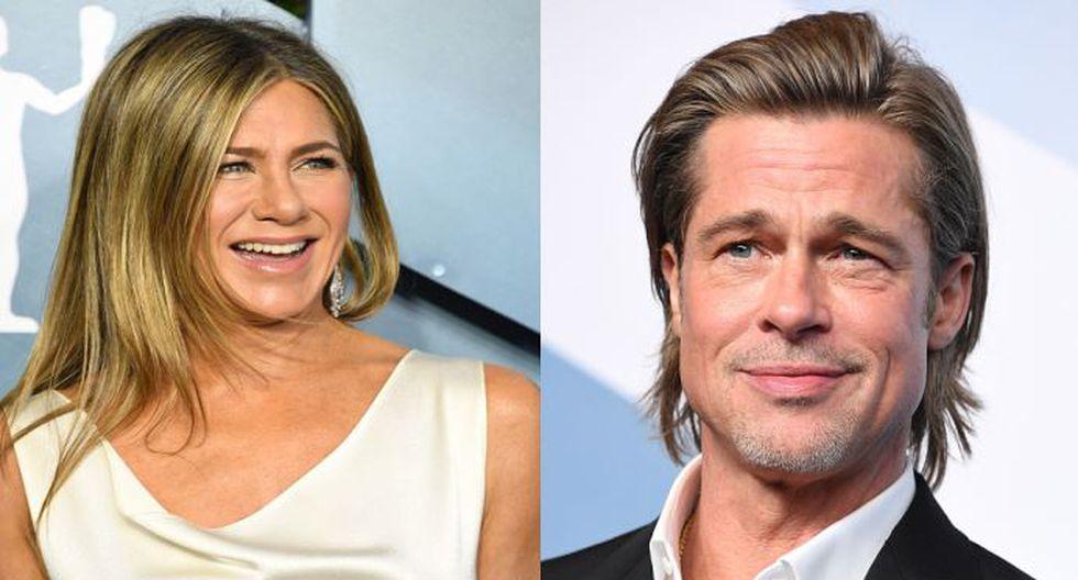 Ex pareja se reencontró durante la celebración del premio del Sindicato de Actores de Estados Unidos. (Getty)