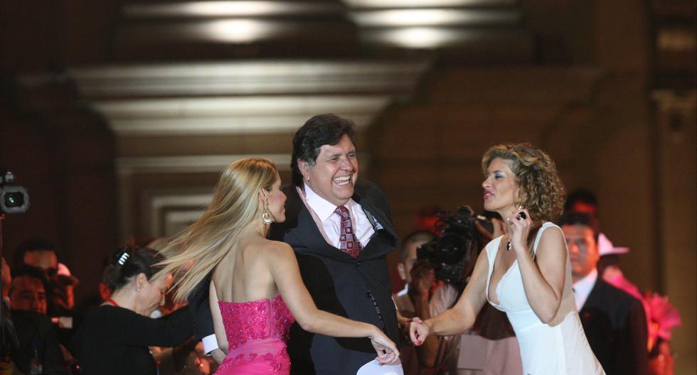 La Teletón del año 2008 se realizó bajo iniciativa del entonces presidente Alan García, con solo 10 días de preparación. El evento se llevó a cabo en Palacio de Gobierno. (Foto: USI)