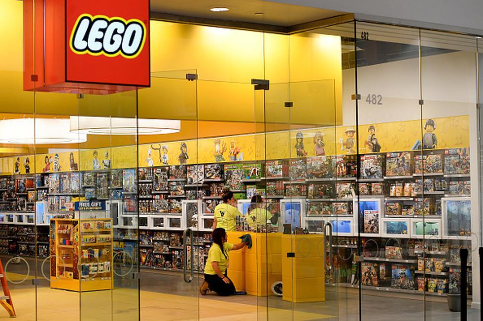 Lego (Getty)