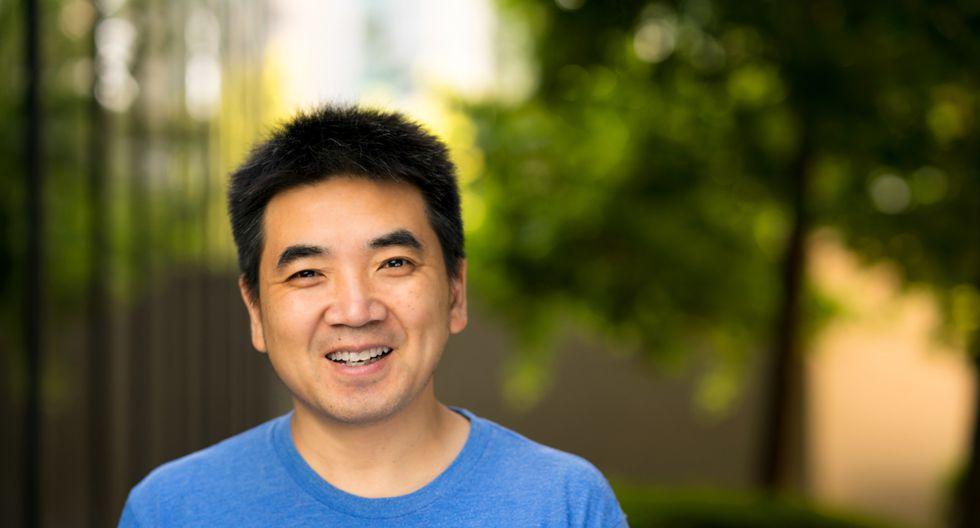Eric Yuan, director ejecutivo de Zoom. (Foto: Thrive Global)