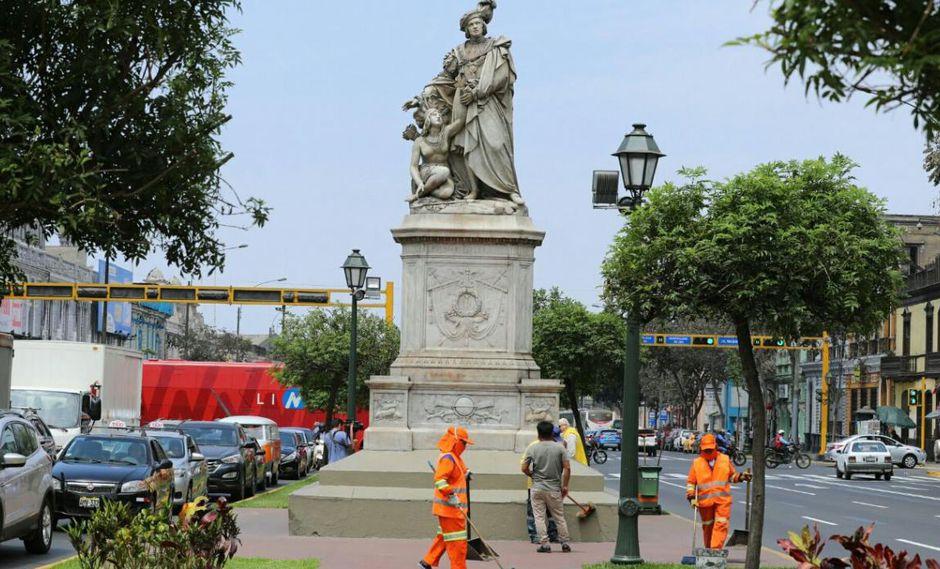 Se recomienda a los conductores y público en general tomar sus precauciones. (Foto: Municipalidad de Lima)