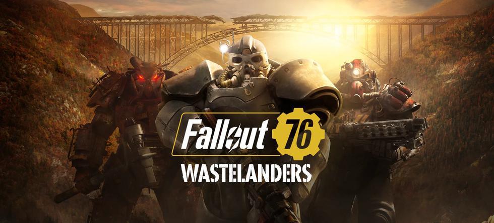 'Fallout 76 Wastelanders' estará disponible todo el fin de semana de forma gratuita.