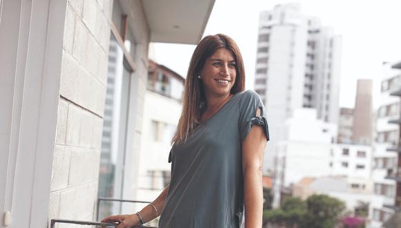 """Yessica Flores, cofundadora de Kantaya: """"Si todos damos un poquito, el cielo es el límite""""."""