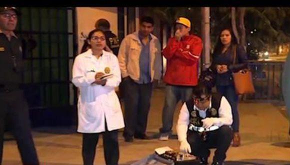 Caso está a cargo de la comisaría de Villa Chorrillos. (América Noticias)